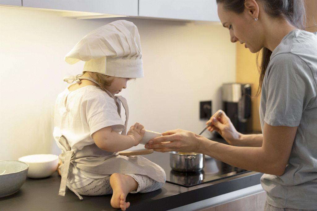 Recettes et menus pour enfants